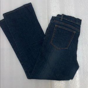 Liz Claiborne Villager Stretch Jeans (74627)